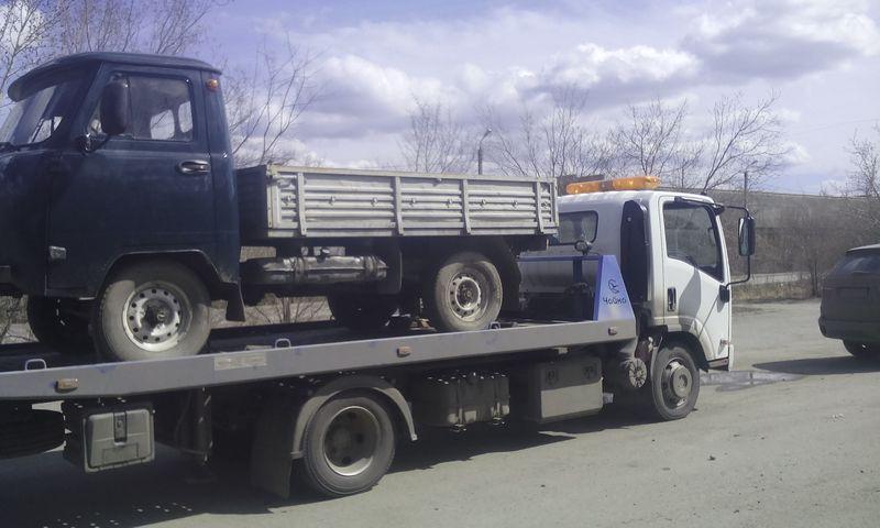 Эвакуация УАЗ