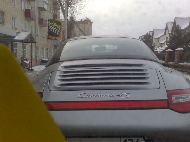 Эвакуация в Челябинсчке Porsche 911